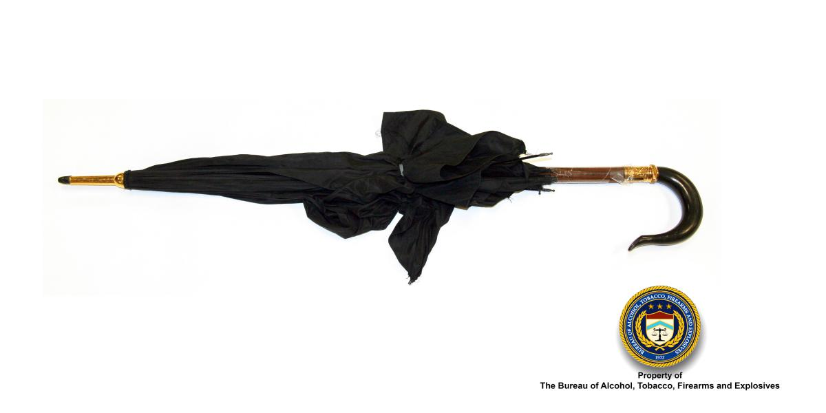 Picture of Umbrella Gun