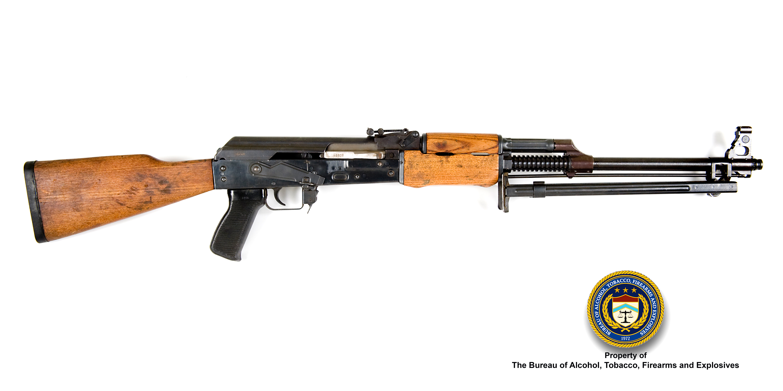 Picture of Zastaua-Kragujevac: Make: Zastava-Kragujevac Model: M72B1 Caliber: 7.62x39mm