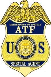 Photo of ATF Badge
