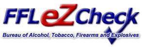 FFL eZCheck Logo