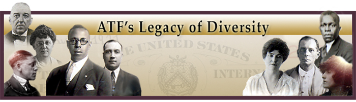 ATF's Legacy of Diversity Banner