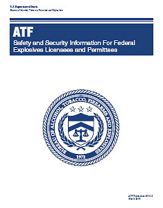 Picture of ATF Publication 5400.15
