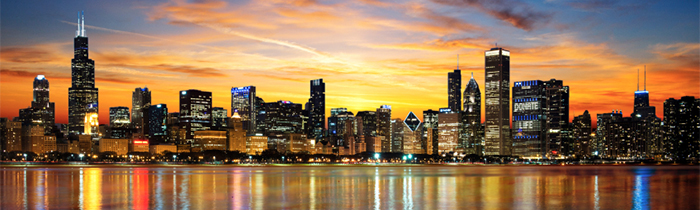 Image of Chicago's skyline