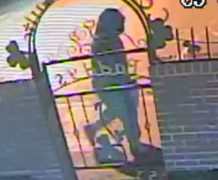 Image 2 of suspect in Commercial Arson, Fayetteville, NC