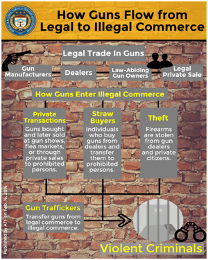 A thumbnail picture of the Illegal Flow infographic.
