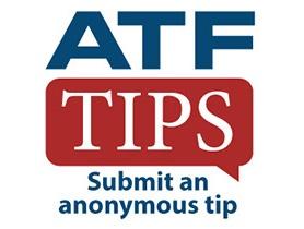 Logotipo de Avisos al ATF - Aplicación para reportar avisos anónimos