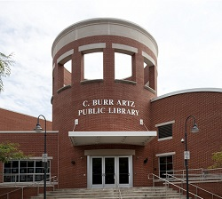 Image of the C. Burr Artz Public Library