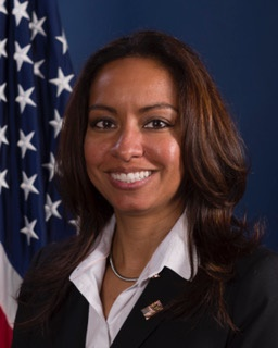 Official photo of Special Agent in Charge Celinez Nunez