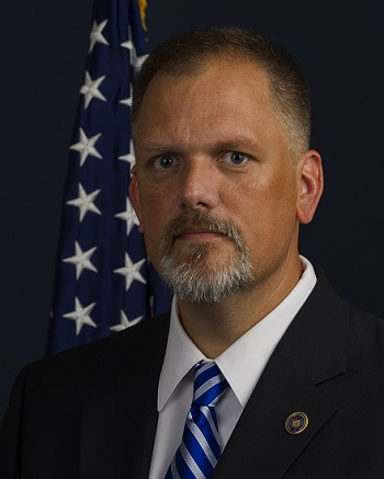 Image of a headshot of Special Agent in Charge Kurt Thielhorn
