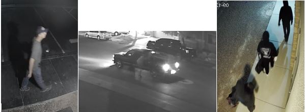 Image of Suspects in North Las Vegas Firearms Theft
