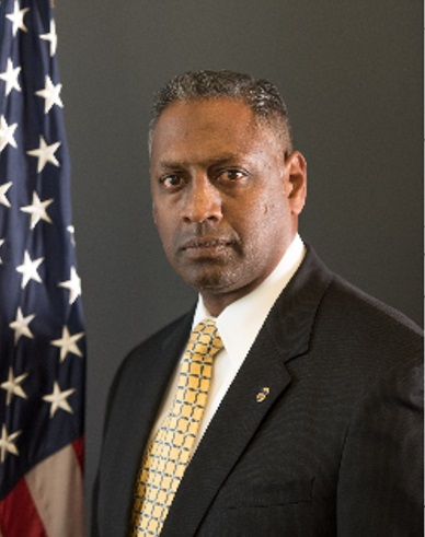 Headshot photo of Special Agent in Charge Ashan Benedict