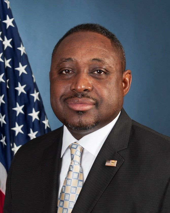 ATF Newark Special Agent in Charge Charlie J. Patterson