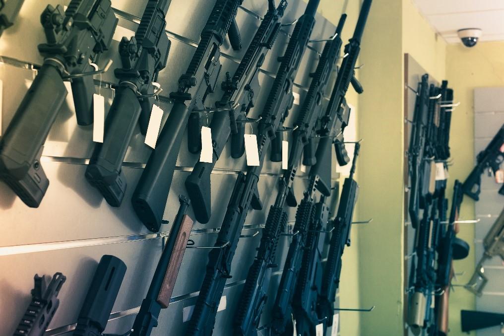 ATF y la industria de armas de fuego ofrecen recompensa de $15,000 en robo de armas de fuego en Reno