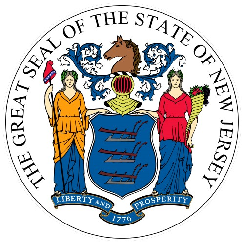Seal of the State of New Jersey