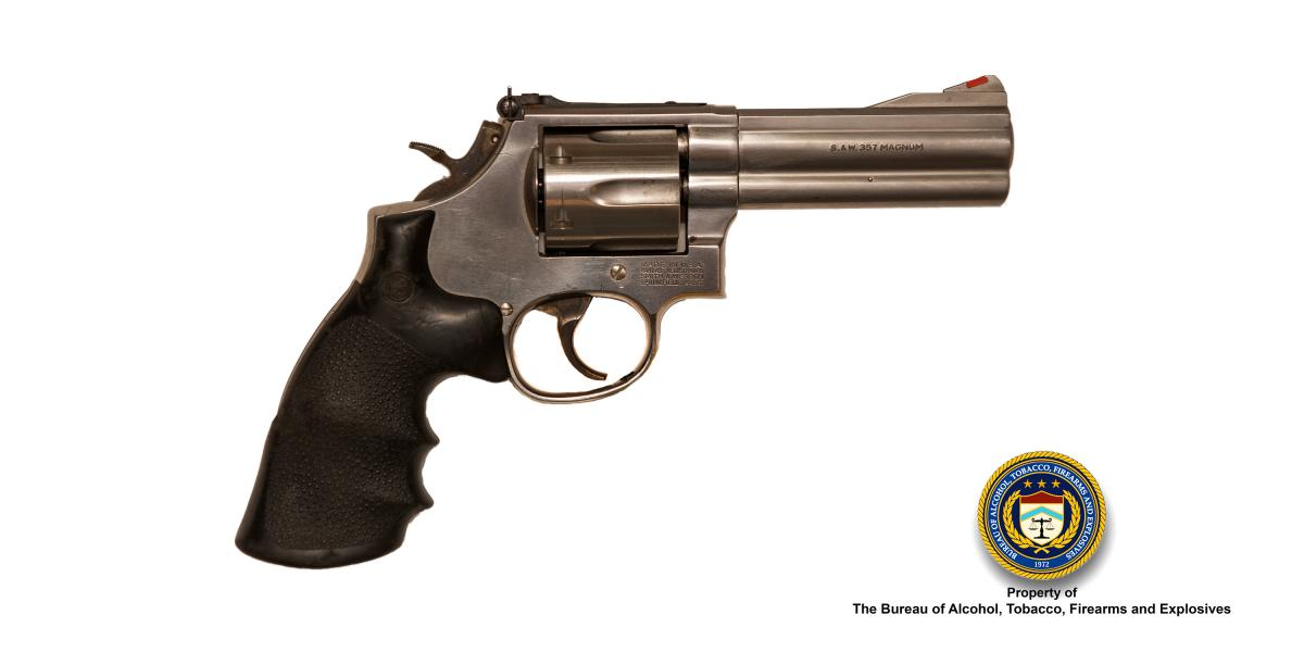 Revolvers | Bureau of Alcohol, Tobacco, Firearms and Explosives